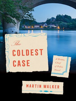 cover image of The Coldest Case