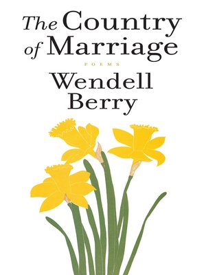 cover image of A Country of Marriage