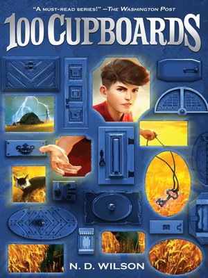 cover image of 100 Cupboards (100 Cupboards Book 1)