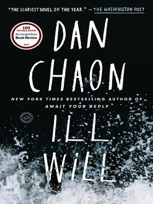 cover image of Ill Will
