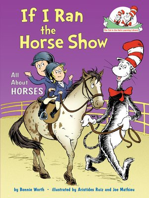 cover image of If I Ran the Horse Show