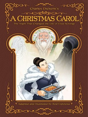 cover image of A Christmas Carol: The Night That Changed the Life of Eliza Scrooge
