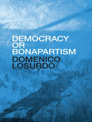 cover image of Democracy or Bonapartism