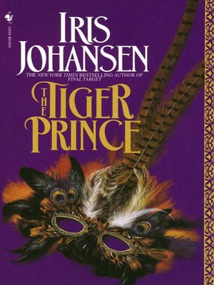 cover image of The Tiger Prince
