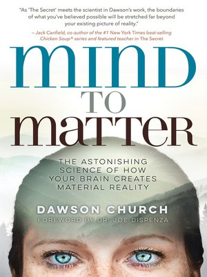 cover image of Mind to Matter
