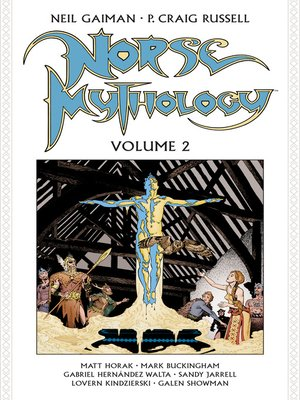 cover image of Norse Mythology Volume 2 (Graphic Novel)
