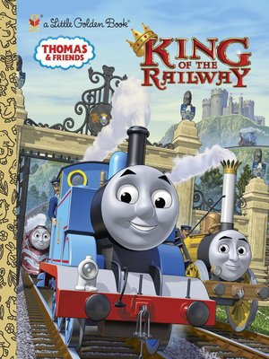 cover image of King of the Railway (Thomas & Friends)