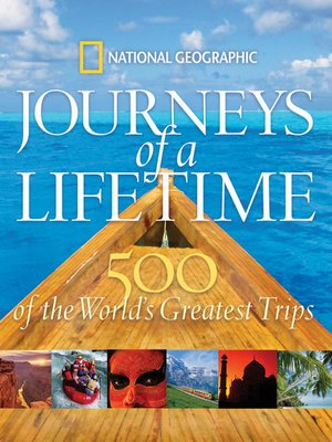 cover image of Journeys of a Lifetime