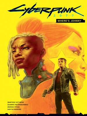 cover image of Cyberpunk 2077: Where's Johnny?