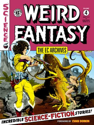 cover image of Weird Fantasy (1950), Volume 4