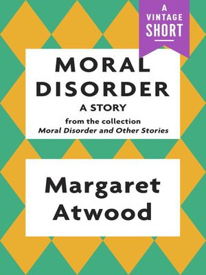 cover image of Moral Disorder