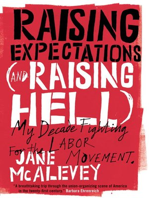 cover image of Raising Expectations (and Raising Hell)