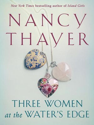 cover image of Three Women at the Water's Edge