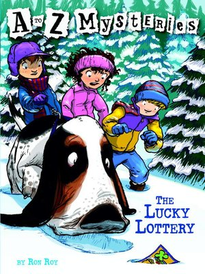 cover image of The Lucky Lottery