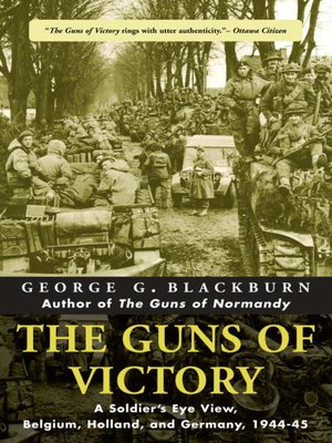 cover image of The Guns of Victory