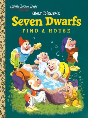 cover image of Seven Dwarfs Find a House