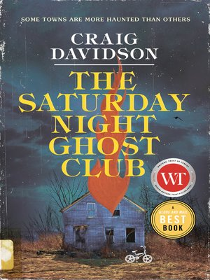 cover image of The Saturday Night Ghost Club
