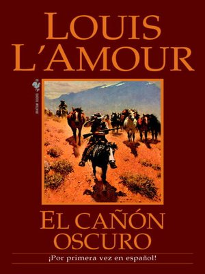 cover image of El Canon Oscuro