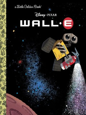 cover image of WALL-E (Disney/Pixar WALL-E)