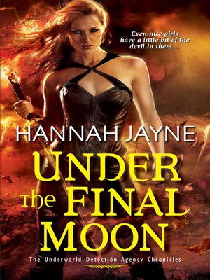 cover image of Under The Final Moon