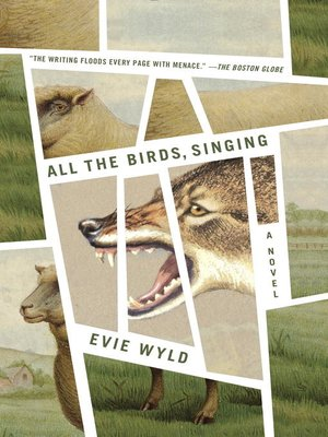 cover image of All the Birds, Singing