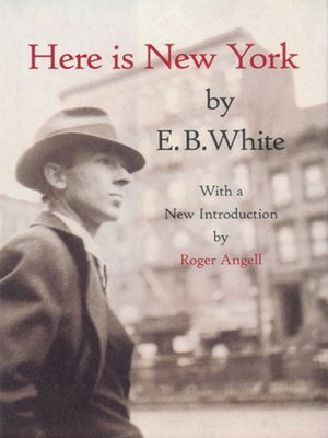 cover image of Here is New York