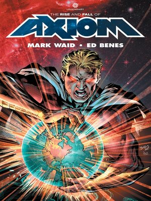 cover image of The Rise and Fall of Axiom