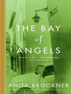 cover image of The Bay of Angels