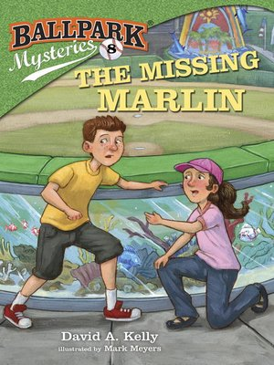 cover image of The Missing Marlin