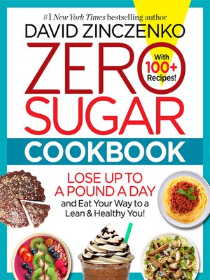cover image of Zero Sugar Cookbook
