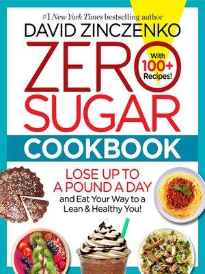 cover image of zero sugar cookbook