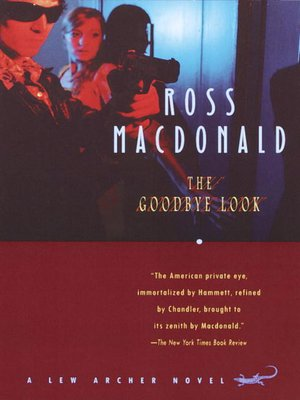 cover image of The Goodbye Look