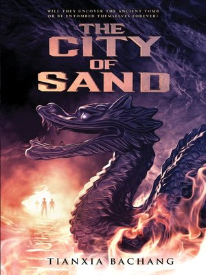 cover image of The City of Sand