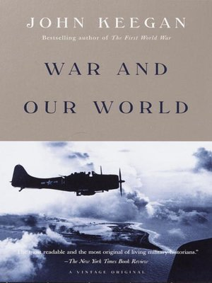 cover image of War and Our World