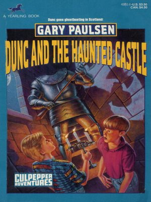 cover image of Dunc and the Haunted Castle