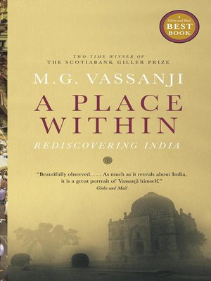 cover image of A Place Within