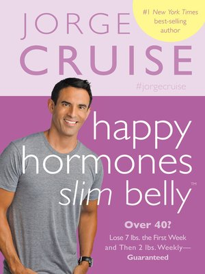 cover image of Happy Hormones, Slim Belly