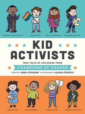 cover image of Kid Activists