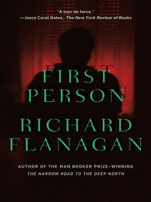 cover image of First Person