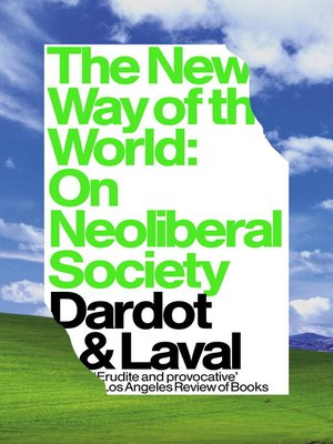 cover image of The New Way of the World