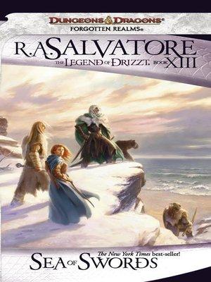 R A  Salvatore · OverDrive (Rakuten OverDrive): eBooks