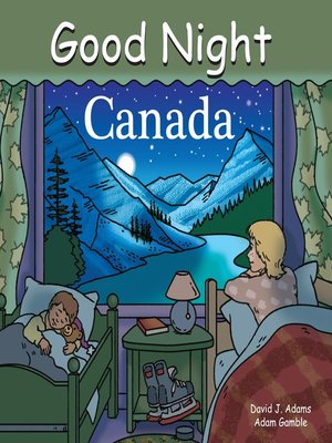 cover image of Good Night Canada