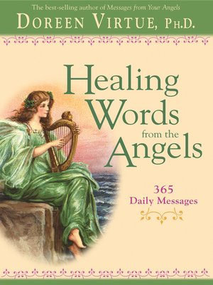 cover image of Healing Words from the Angels