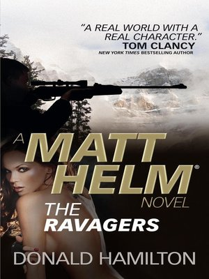 cover image of The Ravagers