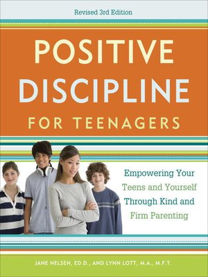 cover image of Positive Discipline for Teenagers