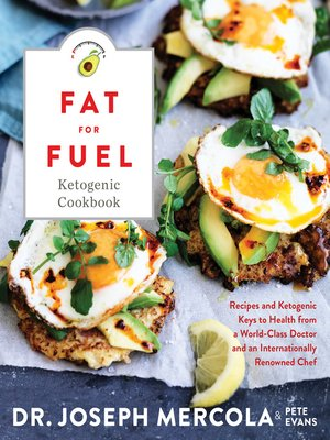 cover image of Fat for Fuel Ketogenic Cookbook