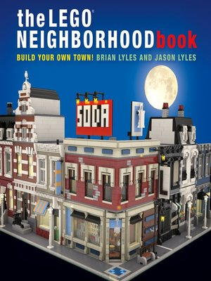 cover image of The LEGO Neighborhood Book