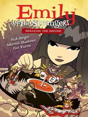 cover image of Emily and the Strangers (2013), Volume 2