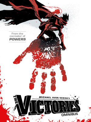 cover image of The Victories Omnibus