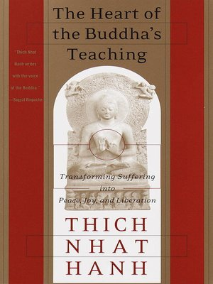 cover image of The Heart of the Buddha's Teaching